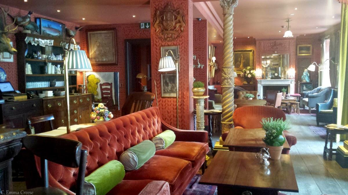 The Zetter Townhouse Cocktail Lounge Farringdon