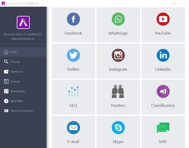 Autland Suite 12.5 [Facebook-Whatsapp-Instagram-Twitter-SMS...]