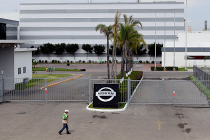 Nissan to lay off 1,000 Mexican laborers, refering to showcase challenges