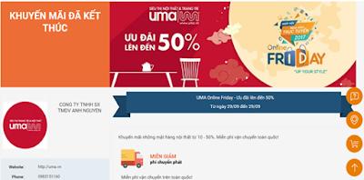 """Các webside bắt đầu mở một số chương trình khuyến mại để thu hút khách hàng trước """" Ngày vàng mua sắm"""""""