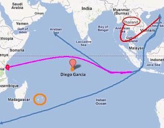 Les recherches du vol MH370 de Malaysia Airlines s'achèveront le 29 mai