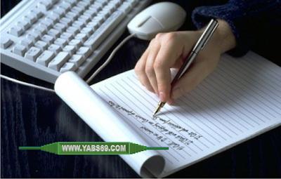 10 Faktor Terbesar Penyebab Gagal Menjadi Blogger Sukses