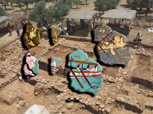 Οι ανασκαφές στην Πύλο ανατρέπουν όσα ξέρουμε για τα μυκηναϊκά κράτη