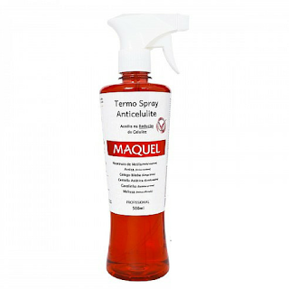 Anticelulite Termo Spray Maquel®