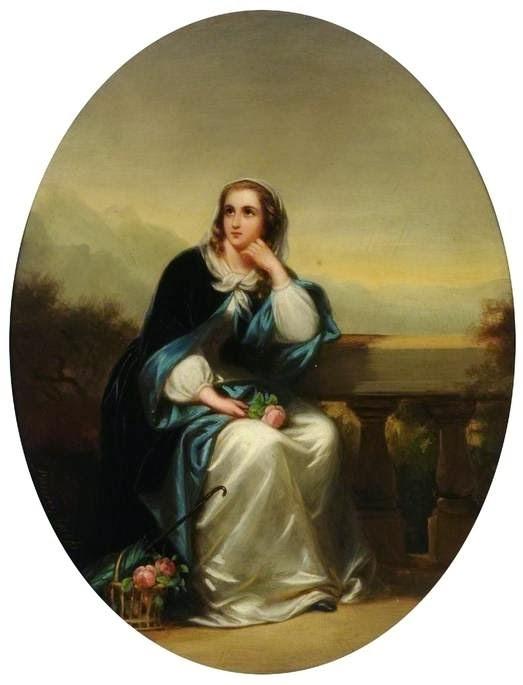 Meditation, Fanny Corr Geefs