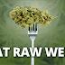 Report: Eating Raw Marijuana Prevents Bowel Cancer, Fibromyalgia And Neuro-degenerative Diseases..