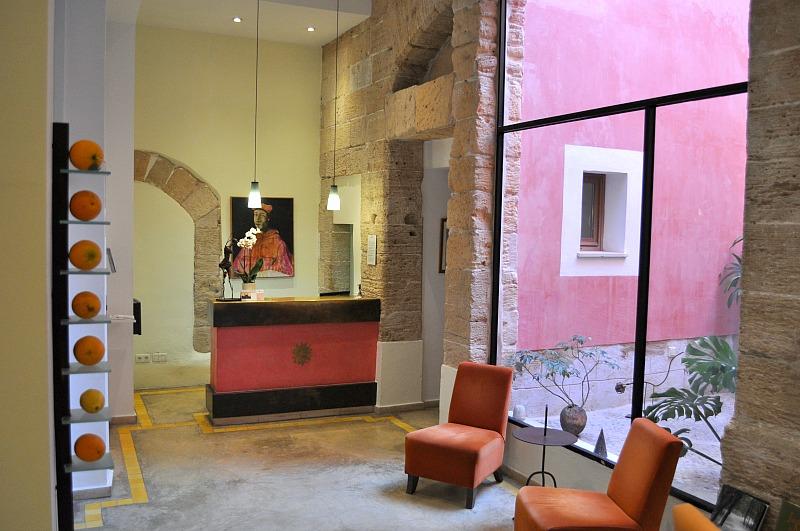 Hotel Palau Sa Font Reception