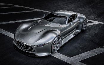 Wallpaper: Mercedes Benz AMG Vision Gran Turismo