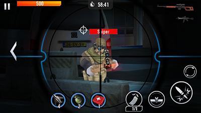 Elite Killer SWAT Mod Apk v1.2.3 Latest