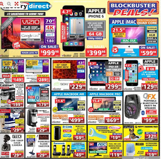 Factory Direct Weekly Flyer October 11 - 18, 2017