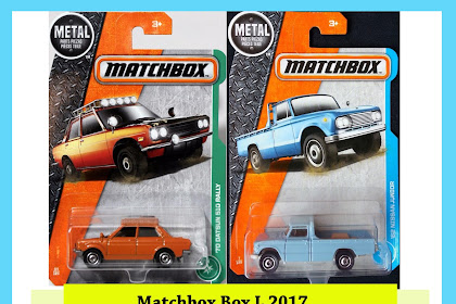 Bocoran Matchbox Box L 2017