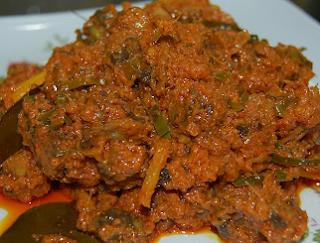 Resep Masak Rendang Daging dengan Pegaga