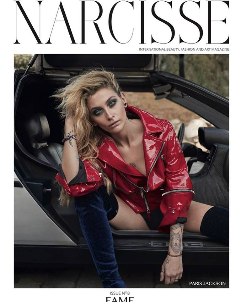 Paris Jackson for Narcisse Magazine No. 8