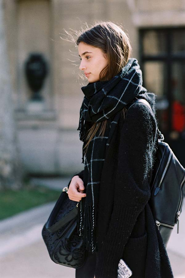 Vanessa Jackman Paris Fashion Week Aw 2015 Taylor
