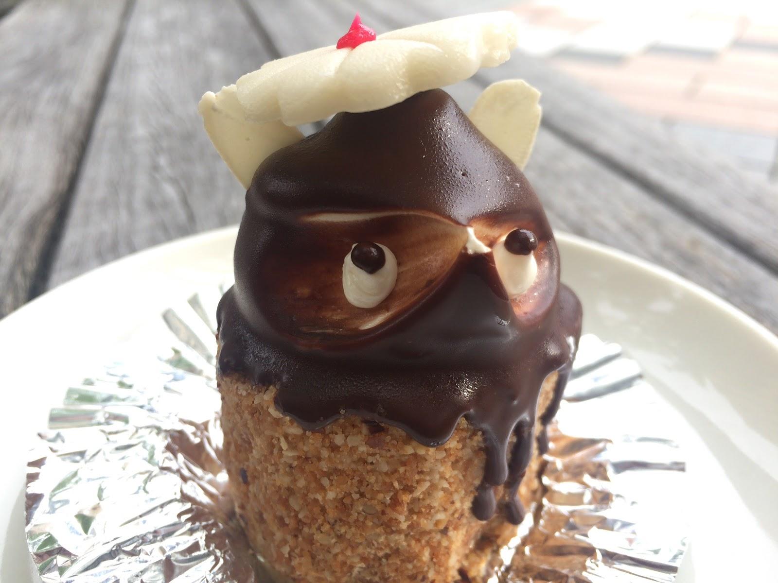 たぬきケーキ 青森県青森市「西洋菓子えりーぜ」