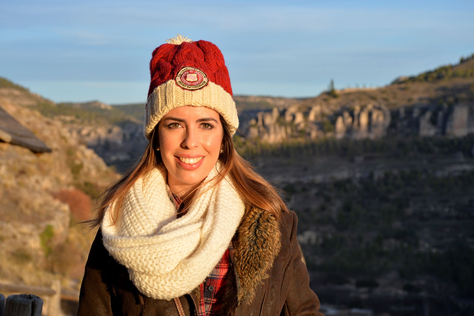 cuenca spain winter travel outfit
