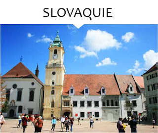 My Travel Background : Voyage Europe Slovaquie