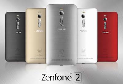 Asus Zenfone 2 ZE500CL Specifications - Inetversal