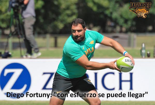 Diego Fortuny jugará en Estados Unidos