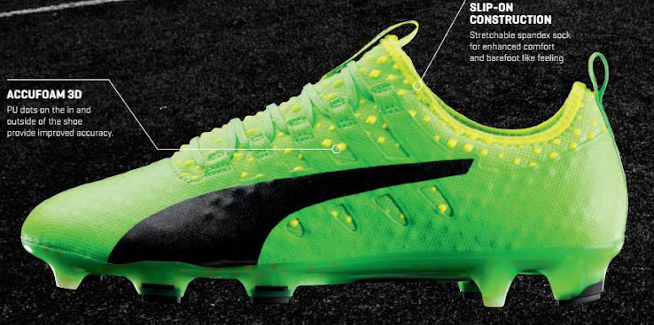 Next Generation of Puma EvoPower boots leaked – John Galbreath 2d5d9d893