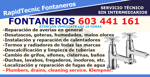 Rapidtecnic Alicante Fontaneros Urb Lomas Del Mar Torrevieja 603