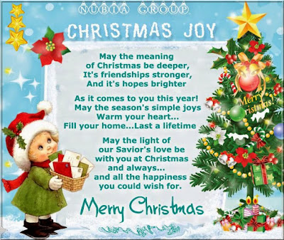Happy Christmas To All of You