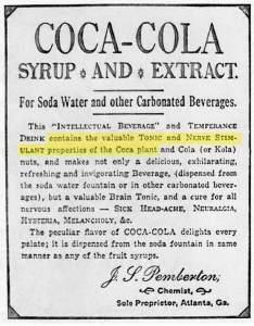 kokain i cola