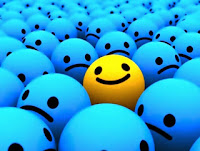 The importance of the smile in dementia care.
