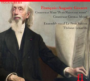 "Gevaert: Christmas Mass ""Puer Natus est nobis"" & Christmas Choral Music"