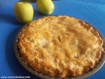 Pie de manzana o Apple pie