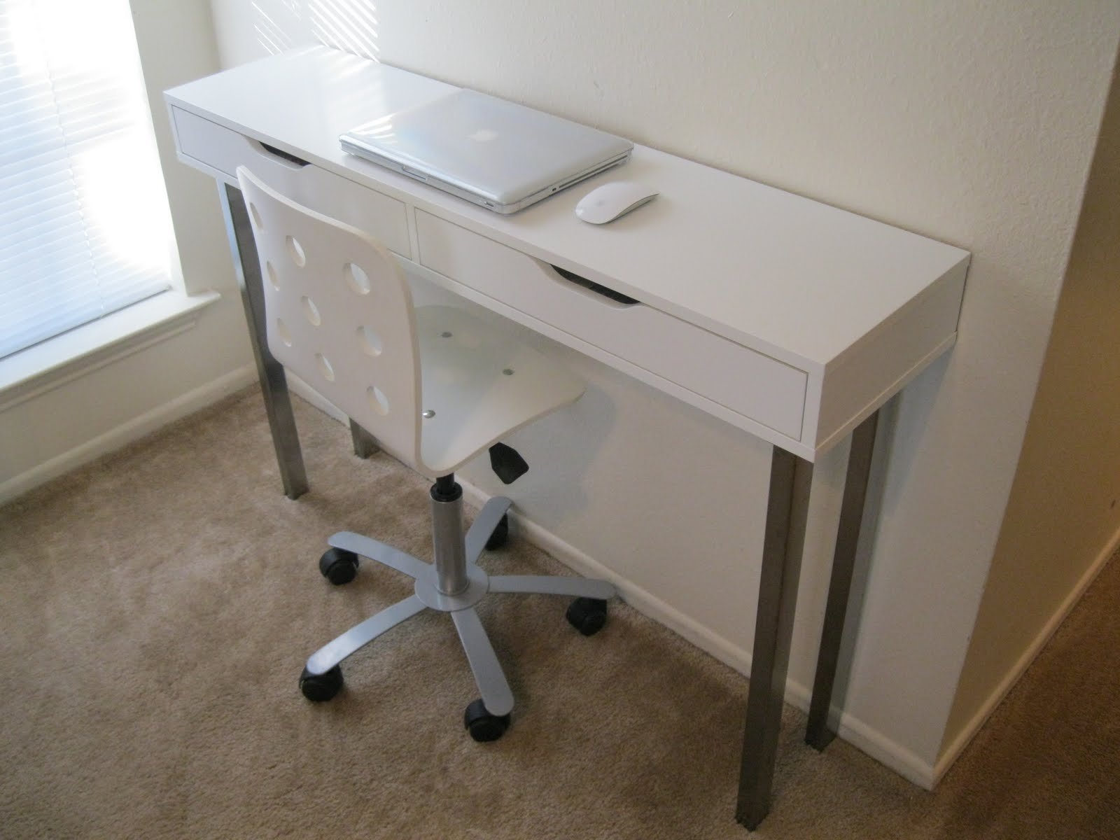 lack sofa table as desk average length of a two seater ekby alex writing ikea hackers