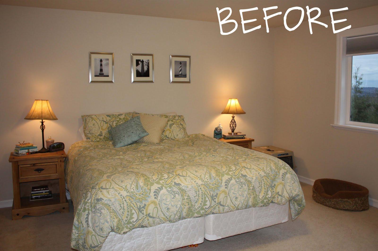 * Remodelaholic *: Making The Master Bedroom Beautiful