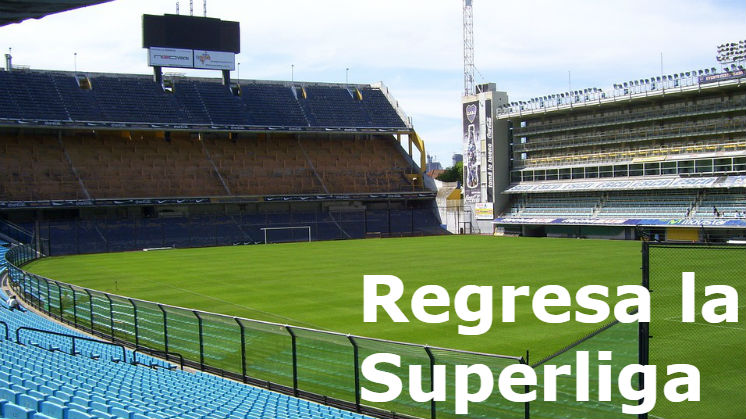 Estadio de Boca: la Bombonera
