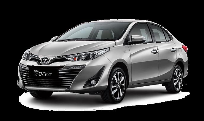 Pilihan Warna Variasi Modifikasi Mobil TOYOTA VIOSMerah Biru Coklat Silver Hitam Putih Terbaru 2018 Nasmoco Wilayah Banda Aceh, Medan, Sumatra Utara