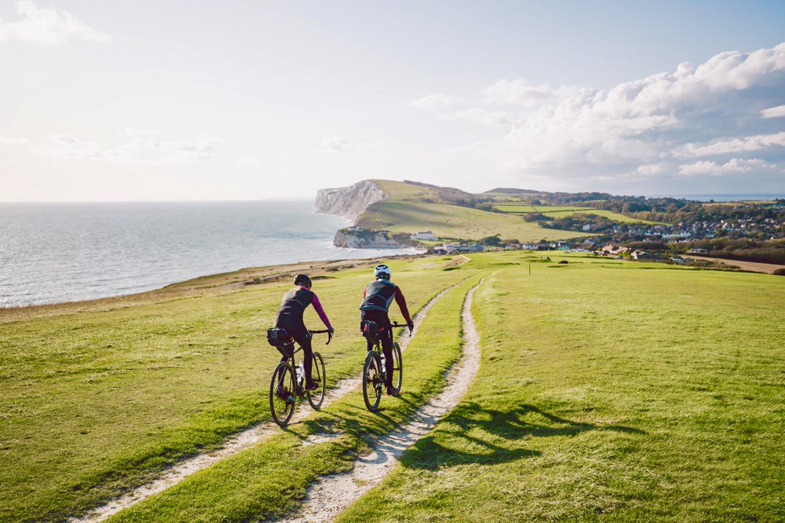Tim Wiggins Best Family Leisure Cycling Routes Isle of Wight