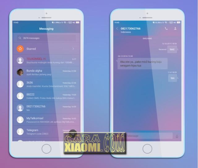 Link Download Tema Xiaomi MIUI Gratis Core 999 Mtz Terbaru
