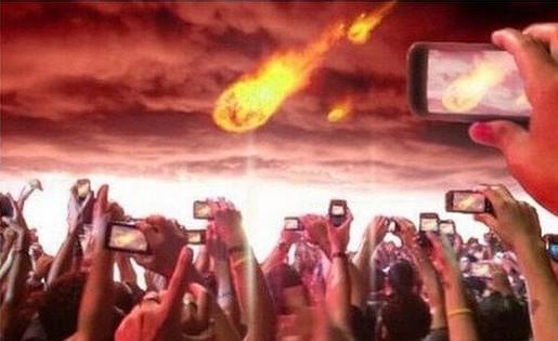 """Media """"End Of The World"""" Meltdown"""