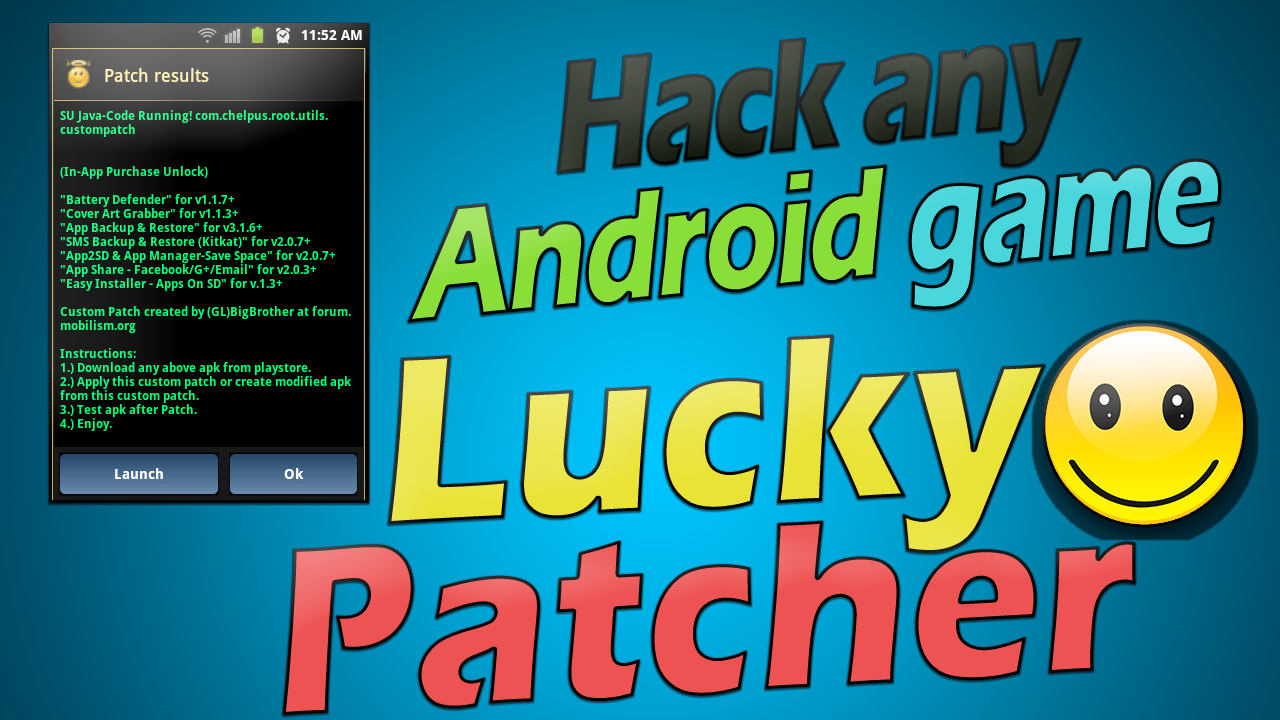 Now Hack any Android Game using Lucky Patcher | 2017 - ShinChase