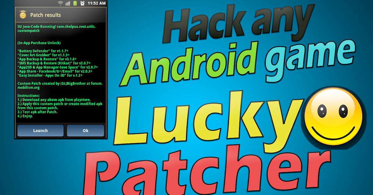 Now Hack Any Android Game Using Lucky Patcher 2017