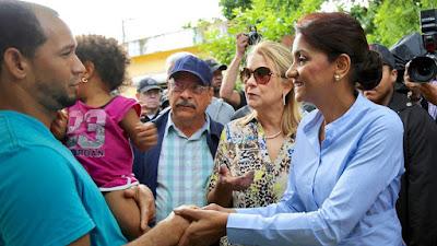 Para ayudar a afectados por huracanes, Despacho Primera Dama habilita centro de acopio