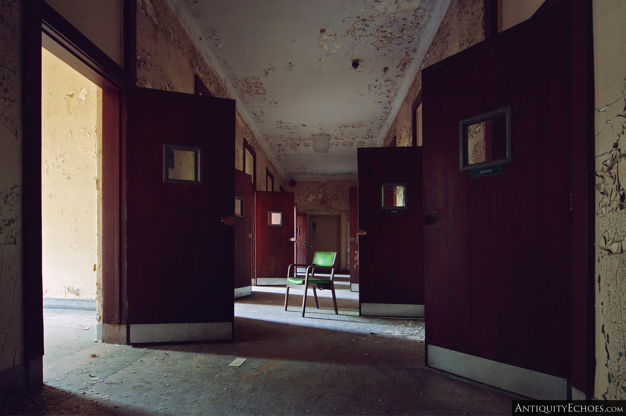 Overbrook Asylum - Corridor of Doors