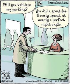 validation cartoon
