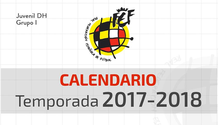 Calendario Lfp.Canteiraceleste Com Calendario Del Juvenil A Para La Temporada 2017