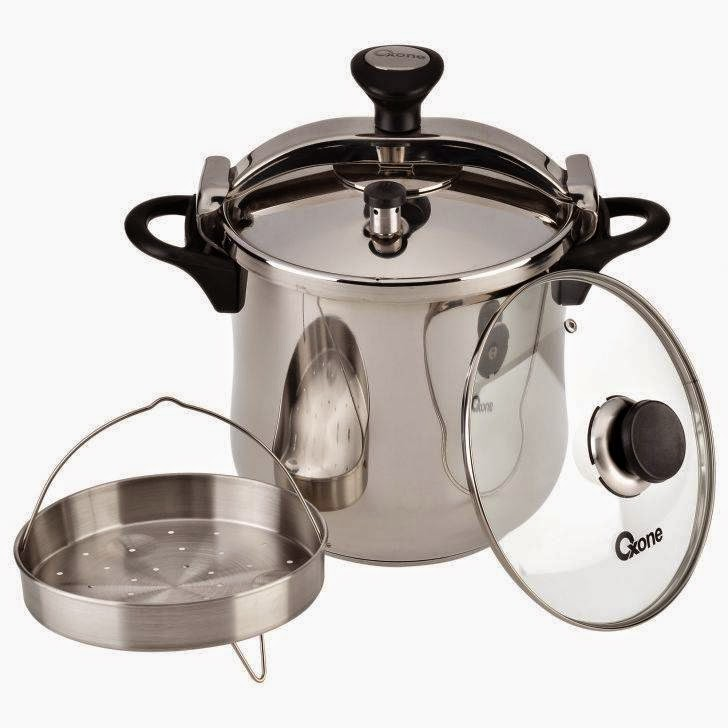 OX-1022 | Power Presto Pressure Cooker Oxone 12 Lt