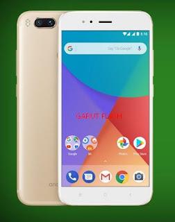 Cara Flash Xiaomi Mi A1 Global Stabil 100% Sukses