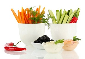 Raw Diet: Healthy and Beauty
