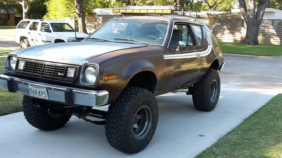 Daily Turismo: Don't Feed After Midnight: 1977 AMC Gremlin