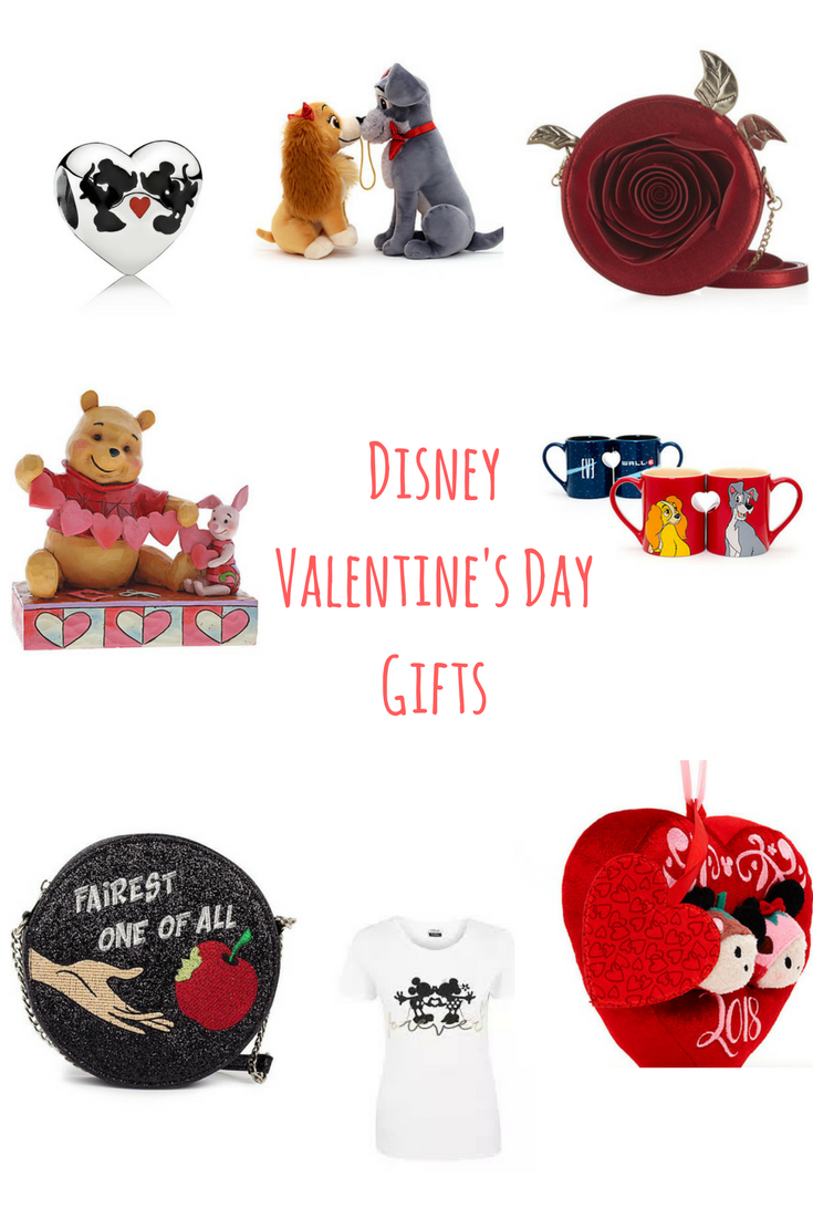 Disney Valentine's Day Gifts | Kerry Louise Norris