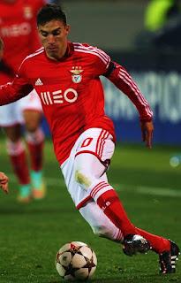 Nicolas Gaitan Resmi bergabung dengan Atletico Madrid