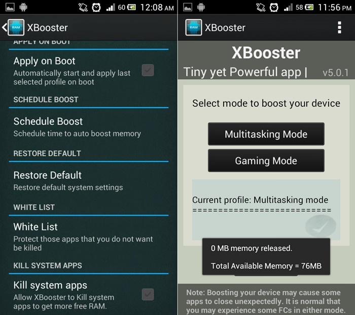XBooster